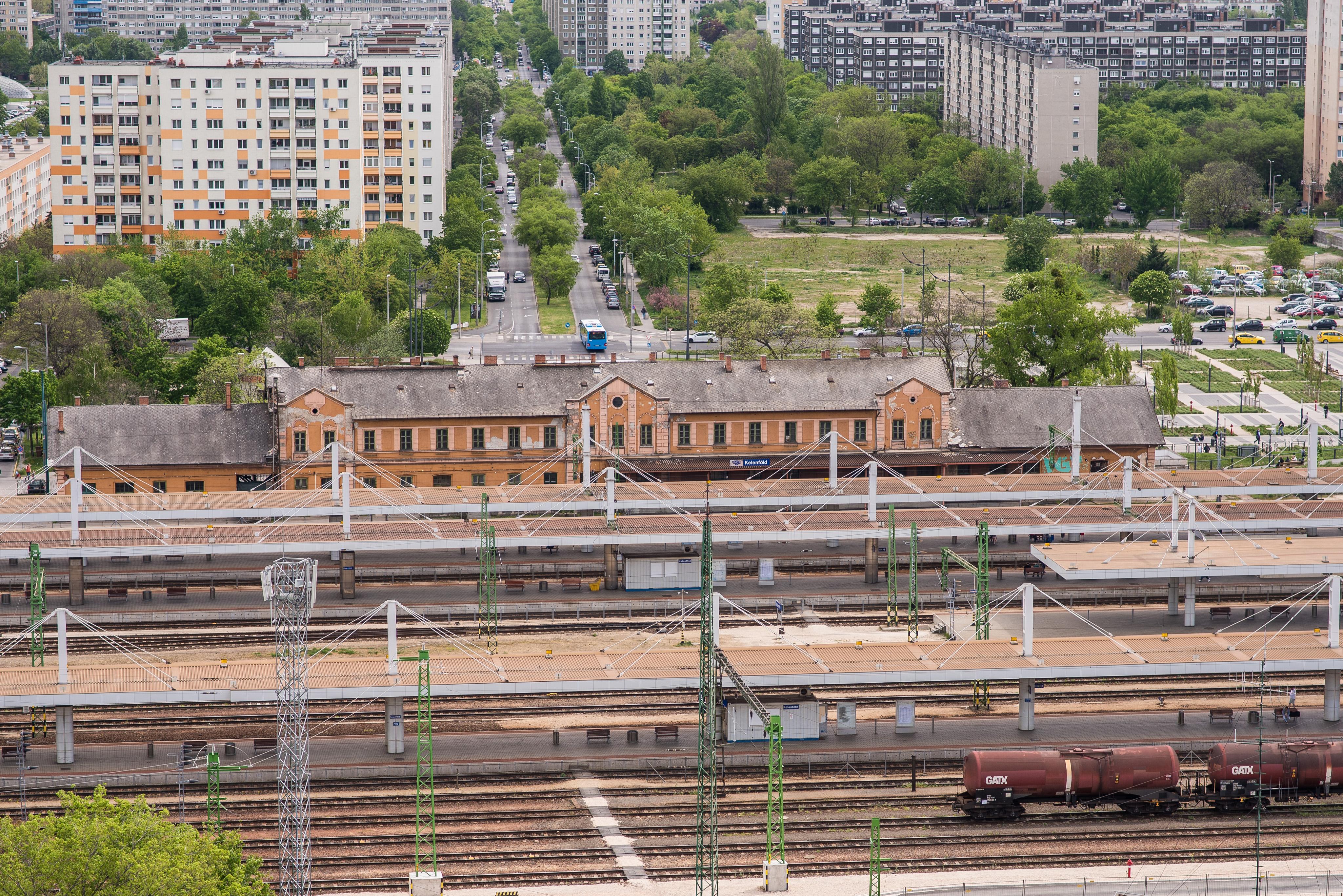 3b8ef513b6 Üres marad Kelenföld vasúti épülete