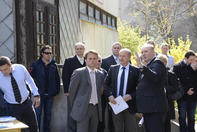 Dzsúdóakadémia épül Gazdagréten