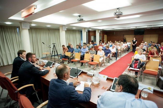 BKK: lakossági fórum az 1-es villamosról