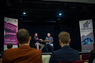 Újbuda lehet Budapest Startup központja