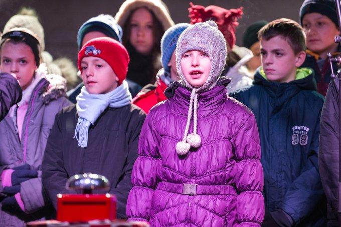 Karácsonyi vásárok Újbudán