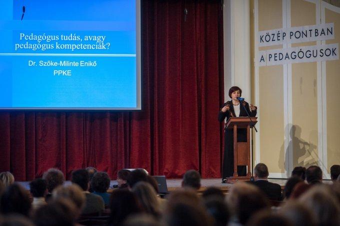 Köznevelési konferenciát rendeztek a kerületben