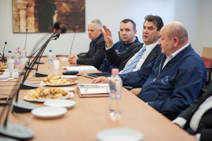Másodszor ülésezett a Közbiztonsági Tanács