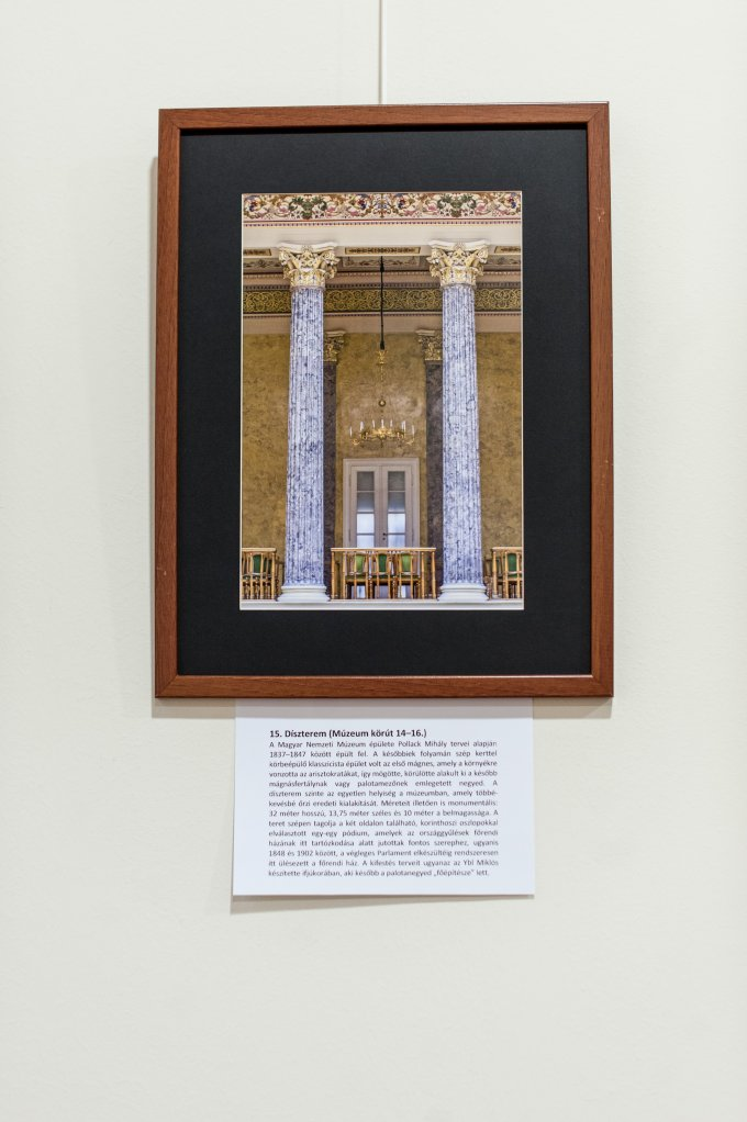 Fotókiállítás a Palotanegyed gyöngyszemeiről
