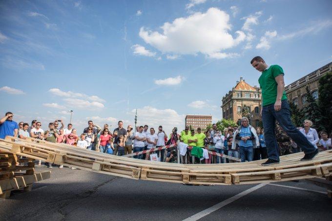 Hidak és hídépítők napja volt a kerületben