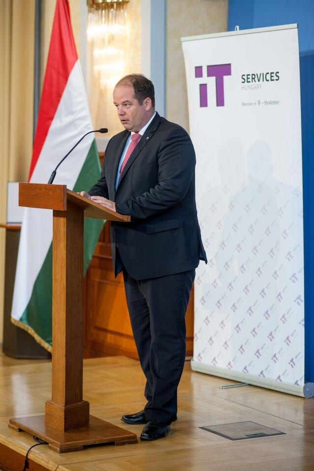 Munkahelyeket hoz az IT Services Hungary Újbudára
