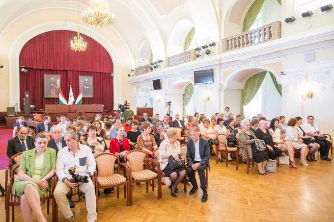 Bárczy István-díj újbudai pedagógusoknak