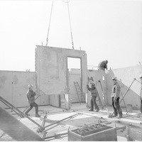 Ötvenéves az első házgyári elemekből épült panel