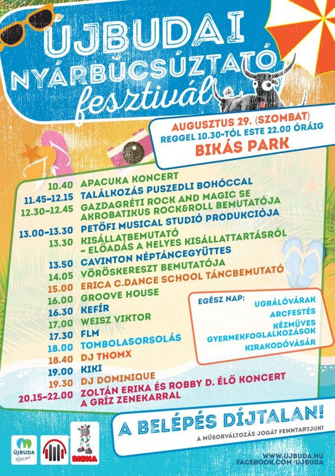 Újbudai Nyárbúcsúztató Fesztivál