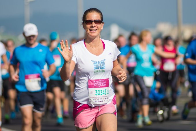 Rekordlétszám a Wizz Air félmaratonon