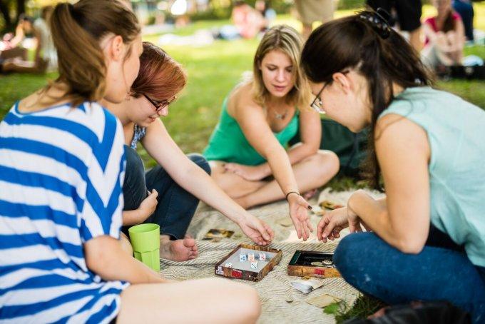 Nyárzáró piknik a Feneketlen-tónál