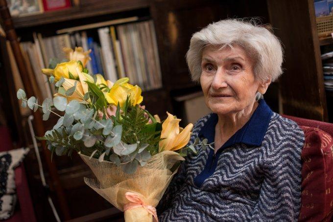 Újabb százévest köszönthet a kerület
