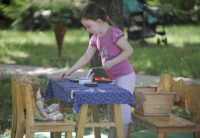 Őrmezei piknik és gyereknap