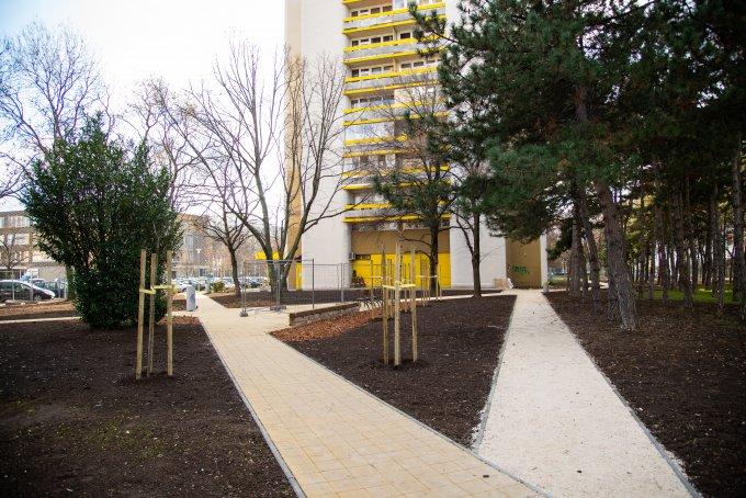 Fejér Lipót park