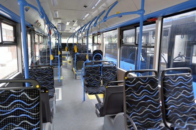 Májustól új alacsony padlós buszok közlekednek Újbudán