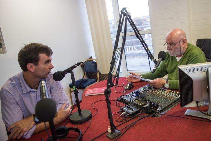 Internetes rádióban erősít az Újbuda lap