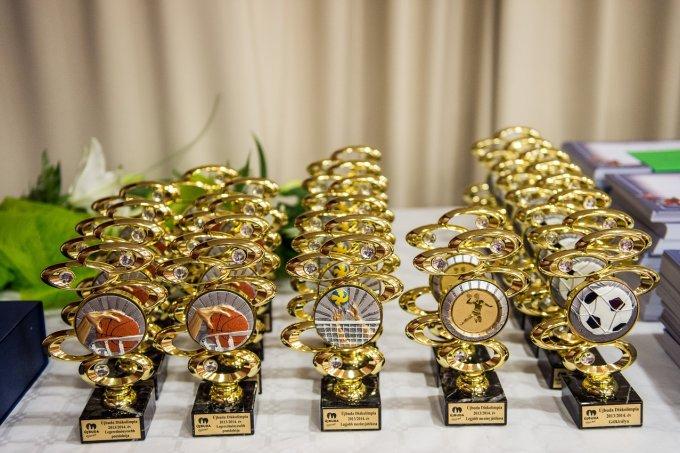 Elismerték a diáksport legjobbjait