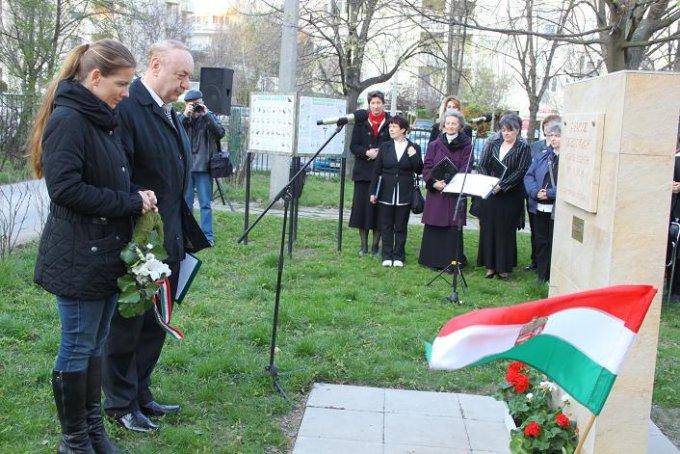 Rákóczira emlékeztek Gazdagréten