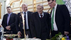 Grosics Gyula születésnapja
