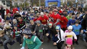sport, rajt, futás
