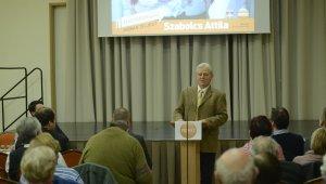 Lakossági fórum volt a Szent Benedekben