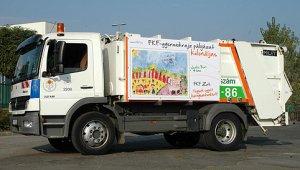 Késhet a hulladékszállítás a fővárosban