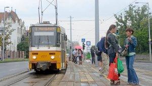 Februártól Újbudán is jár az 1-es villamos