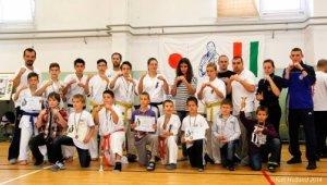 Őszi újbudai Kyokushin Karate sikerek