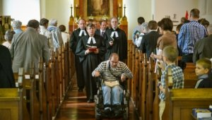 Akadálymentes a Kelenföldi Evangélikus Egyházközség temploma