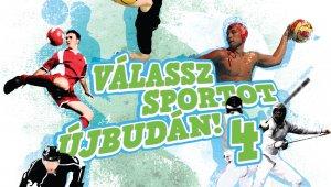 Új időpontban a Válassz sportot Újbudán!