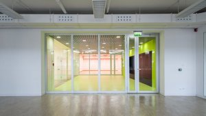 Egyre korszerűbb a BME sportközpontja