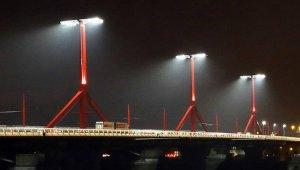 Elkészült a Rákóczi híd új köz- és díszvilágítása