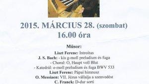 Szent Gellért Templom - hangverseny Baróti István emlékére