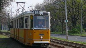 Hétvégén pótlóbuszok is járnak a 41-villamos vonalán