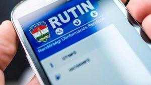 Útinformációs mobilapplikációt fejlesztett ki a rendőrség