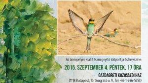 Természetfotó-kiállítás Gazdagréten
