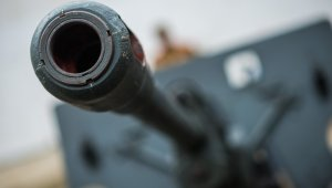 Fegyveres bemutatót tartottak a Törökugrató utcai Általános Iskolában