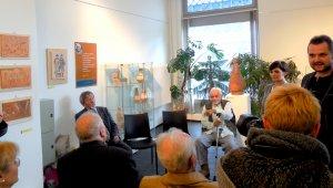 Veress Miklós életmű kiállítása a Malomban