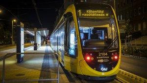 Pótlóbusz jár esténként az 1 es villamos kelenföldi szakaszán