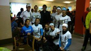 Újbudai női csapat nyerte idén a Győr-Budapest Ultramaratont