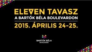 Kulturális programok töltik meg a Bartók Béla utat