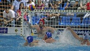 Vízilabda ob I - A Szolnok nyerte a döntő első meccsét