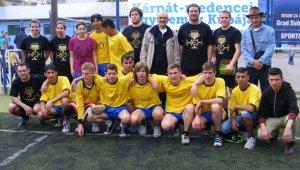 KEK - Egyetemi sport és jótékonyság határok nélkül