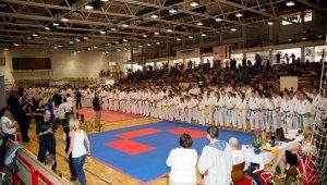 Újbudai éremeső a Kyokushin Karate Diákolimpián