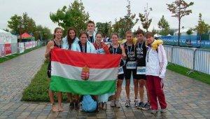 Készülnek a Budai XI-es triatlonisták az Ironmanre